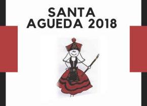SANTA AGUEDA 2018 (EN PALAZUELOS Y TABANERA)