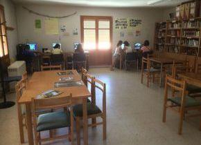 La Biblioteca - sala de la lectura abre con el curso escolar y comienza su programación