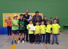 Deportistas de Palazuelos premiados en los juegos escolares 18/19