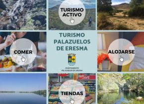 Guía turística interactiva del municipio de Palazuelos de Eresma