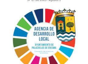 Newsletter de la A.E.D.L. del Ayuntamiento de Palazuelos de Eresma (Concejalía de promoción económica y empleo)
