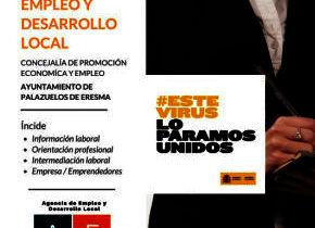 Boletín A.E.D.L. Nº 8 de 2020 (18-03-2020) - Ayuntamiento de Palazuelos de Eresma