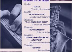 Veladas musicales 2020, Palazuelos de Eresma