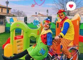 Foto ganadora del Concurso de disfraces de San Valentín