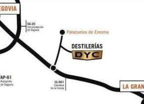 Visita a las Destilerías DYC