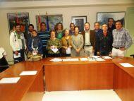 Constitución del Consejo de Participación Ciudadana de Palazuelos de Eresma