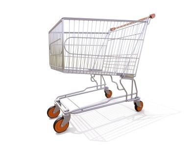 FreeDigitalPhotos.net  Free | Shopping Cart by Supertrooper