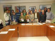 Sesión extraordinaria del Consejo de Participación Ciudadana de Palazuelos de Eresma.