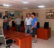 El ayuntamiento de palazuelos de eresma beca a los deportistas y subvenciona a las asociaciones del municipio