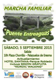 """Marcha familiar """"Puente de las entreaguas"""""""