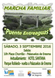 Marcha familiar - Puente de entreaguas -
