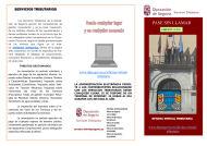 Oficina virtual TRIBUTARIA de la Diputación Provincial de Segovia