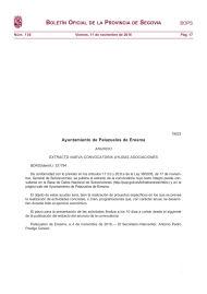 ANUNCIO DE BASES REGULADORAS AYUDA ASOCIACIONES