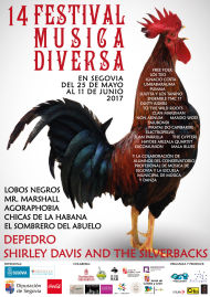 La banda de jazz THE GYPSTERS tocará en Palazuelos de Eresma el sábado, 10 de junio, a partir de las 13:30 hs (F. Musica diversa)